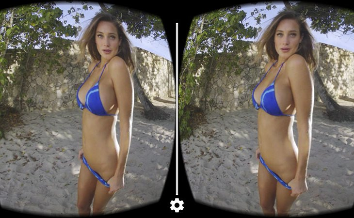 4cd9135f5b2 The Sports Illustrated Swimsuit Issue 2016 is in Virtual Reality ...