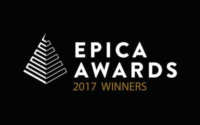 The First Epica Awards 2017 Virtual Reality Category Winners