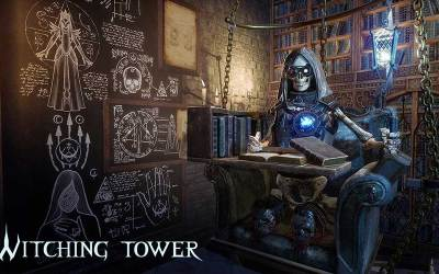Daily Magic Productions Announces Official Trailer & Release Date for the Witching Tower VR