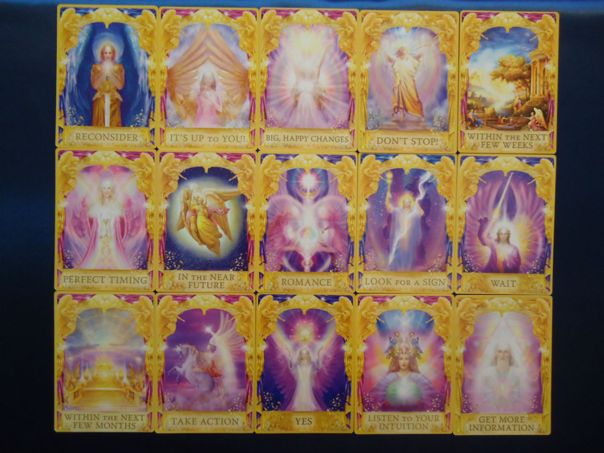 Angel And Oracle Cards Archives Arwen McLaughlin