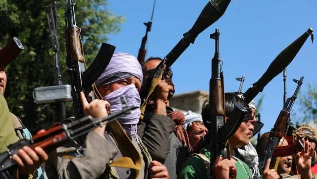 Τώρα είναι η σειρά μας»  Ταλιμπάν που κάνουν κούνιες σε μια παιδική χαρά