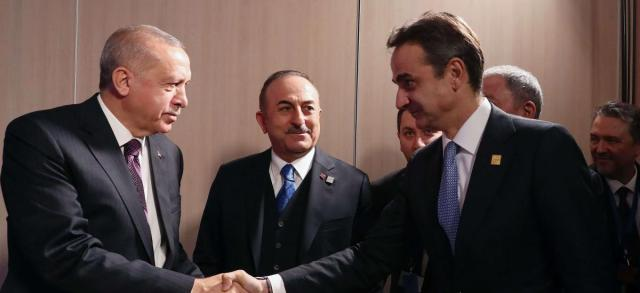 Έλληνες, Τούρκοι και μυστική διπλωματία