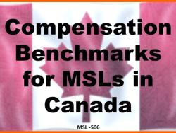 MSL Salary Canada
