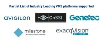 video surveillance storage certified