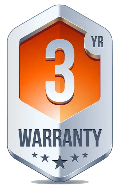 3 year warranty NVR