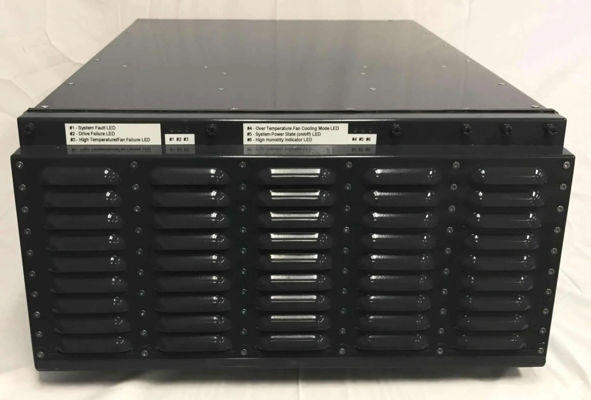 rugged storage platform