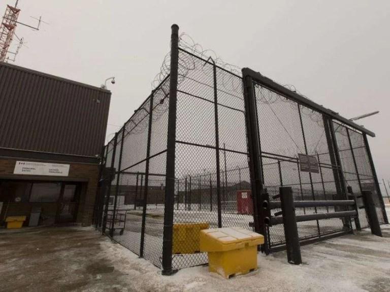 canadian corrections surveillance