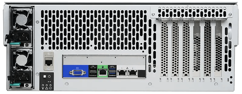 shield core video surveillance storage