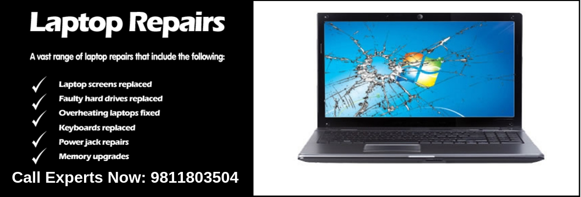 Computer, Laptop Screen Repair & Replacement in Delhi, Gurgaon, Noida, Ghaziabad & Delhi NCR