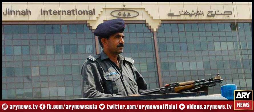 Karachi airport cleared, handed over to CAA