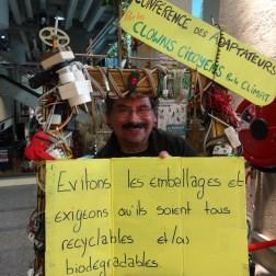 ClownsCitoyensClimat Forum des Métiers 101115 282