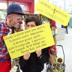 """""""Conférence des Adaptateurs"""" à la fête de la Nature"""