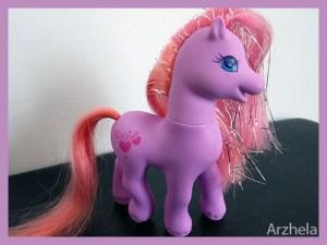 Mon Petit Poney G2 Princess Sweet Berry Princesse Gourmandine 2000