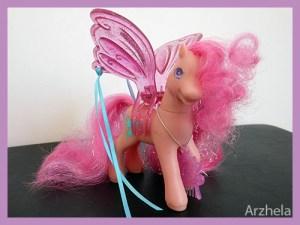 Mon Petit Poney G2 Princess Twinkle Star Princesse Voeux Magiques 1999