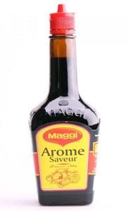 Arzhela Asie sauce arôme saveur Maggi