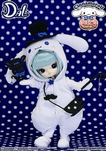 Dal Cinnamoroll 10th Anniversary 2012