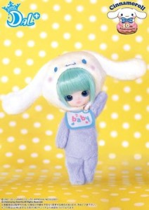Little Dal + Cinnamoroll Baby 2012