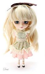 Little Pullip + Romantic Alice Pink 2013