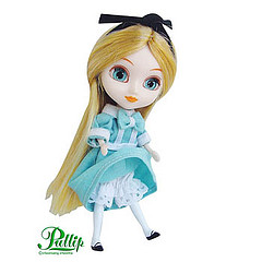 Little de 2005 Pullip Alice Blue