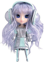 Little de 2006 Pullip Cosmic Mercu