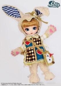Pullip de 2013 Classical White Rabbit