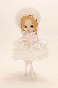 Pullip Baby, the Stars Shine Bright in white angel 2013