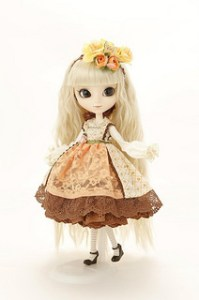 Pullip La Rose et Fille d'une Orange 2013