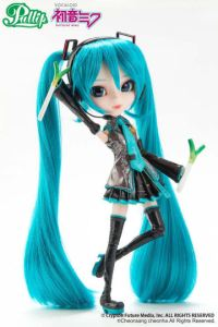 Pullip de 2011 Vocaloid Miku Hatsune