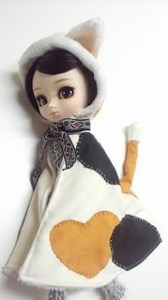 Pullip Queen of the Calico Cat 2012
