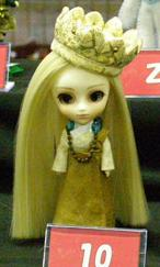 prototypes de 2009 Little Pullip + Monk Tang