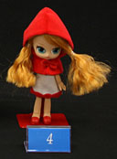 prototypes de 2008 Angel Dal Little Red Ridding Hood
