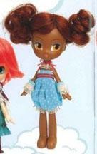 prototypes de 2007 Angel Pullip Brown Hair
