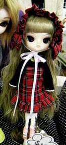 Prototype Dal Tartan Girl 2009