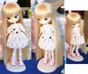 Prototype Dal White Lolita Kawaii 2009