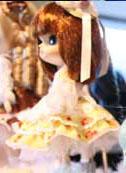 Prototype Dal Yellow Vintage Girl 2009