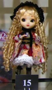 prototypes de 2005 Pullip Asian Lolita
