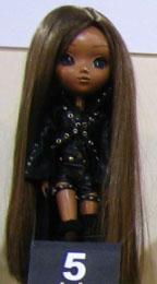 prototypes de 2005 Pullip Black Beauty