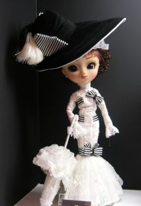 prototypes de 2006 Pullip Eliza Doolittle My Fair Lady