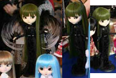 Prototype Pullip Green Hair 2009