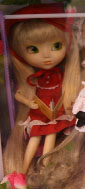prototypes de 2006 Pullip Paja in Red