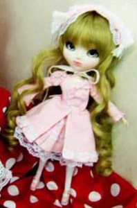 Prototype Pullip Pink Dress 2009