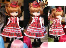 Prototype Pullip Punk Lolita 2009