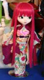 Prototype Pullip Red Yukata 2009