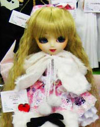 Prototype Pullip Winter Lolita 2009
