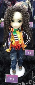 Taeyang Dread Locks 2010