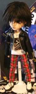 Prototype Taeyang Rock in Irish Pants 2009