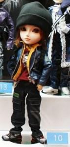 Prototype Taeyang Street Boy 2006