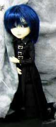 Taeyang Blue Hair 2009