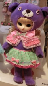 prototypes de 2013 Pullip Violet Bear