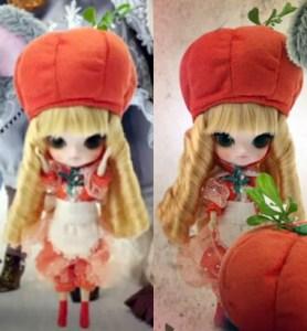 Little dal Pumpkin avril 2013 prototype